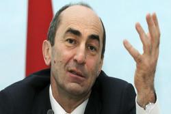 Ermenistan'nın eski Cumhurbaşkanı tutuklandı