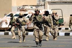 الجيش اليمني يدمر طقمين عسكريين للمرتزقة في جيزان