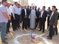 عملیات اجرایی طرح توسعه اورژانس شهر  صدرا آغاز شد