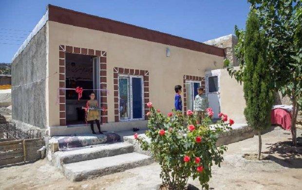 تسليم 2000 وحدة سكنية للمتضررين بزلزال كرمانشاه