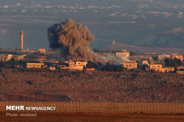 الجيش الصهیوني يستهدف مناطق عدة في ريف القنيطرة جنوب غرب سوريا