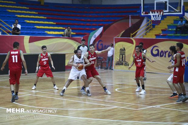 مسابقات بطولة غرب اسيا لكرة السلة