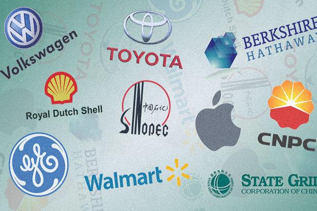 شرکتهایی که درآمدشان از بسیاری کشورها بیشتر است+جزئیات