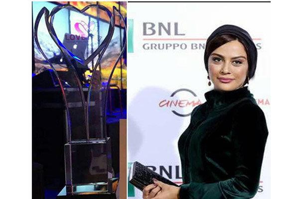 مارال فرجاد جایزه بهترین نقش مکمل زن را از جشنواره آمریکایی گرفت