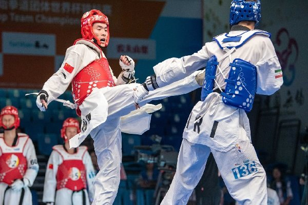 Iran 3rd at World Taekwondo World Cup Team C'ships