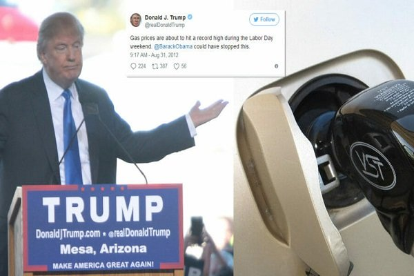 قلق اقتصادي يعم الشارع الامريكي نتيجة لمواقف ترامب العدائية ضد ايران