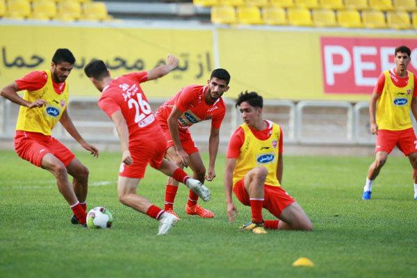 اسامی بازیکنان پرسپولیس برای دیدار با استقلال خوزستان اعلام شد