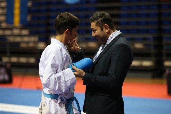بهنامفر در گفتگو با مهر: کاراته ایران با سوپراستارها قهرمان شد/ در همه میدانها قهرمان شدیم