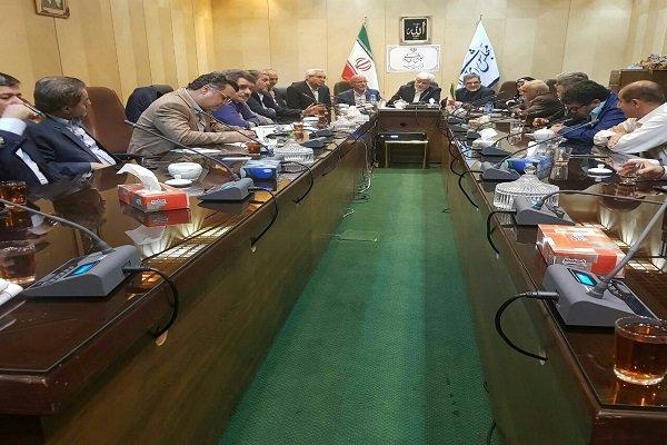 جلسه مشترک شورای هماهنگی جبهه اصلاحات و فراکسیون امید برگزار شد