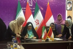 Iran, Indonesia ink MoU to boost coop. in empowering women