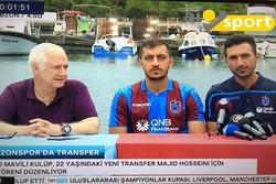 Bir İranlı futbolcu daha Trabzonspor'da