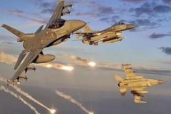 Türk jetleri Suriye hava sahasında uçtu