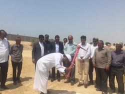 Ground broken for anthropology museum in Hormozgan