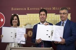 CHP'li Tüzün: Yeterli sayıda imzayı teslim edeceğiz