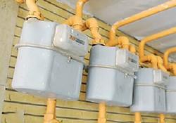 قطع گاز ۸ محله نهاوند به علت تعمیرات اضطراری