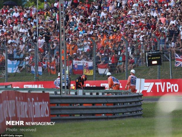مسابقه فرمول یک مجارستان