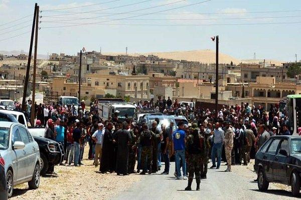 آوارگی ۴ هزار سوری ساکن ادلب و فرار از دست تروریستها