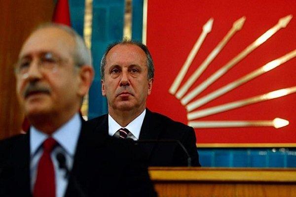CHP'de yükselen muhalif sesler; İnce ile Kılıçdaroğlu karşı karşıya!