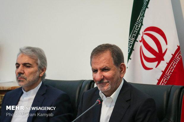 ایران کی اعلی مزاحمتی اقتصادی کونسل کا اجلاس