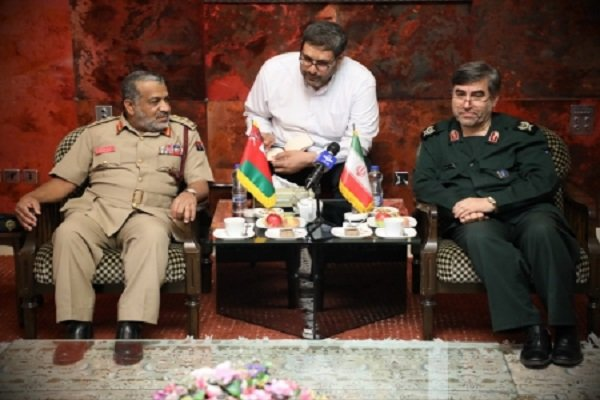 IRGC to share experience with Omani army medical dept.