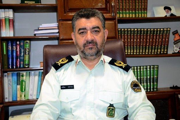 اجرای ۹ طرح پایلوت کشوری ناجا در مازندران