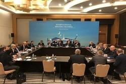 لقاء ممثلي الدول الضامنة لعملية استانة في سوتشي