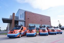 آغاز ارائه خدمات تاکسیرانی خودران در تگزاس