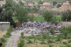 ساخت و ساز غیرمجاز در خرم آباد - کراپشده
