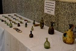 کشف اشیاء عتیقه مربوط به دوره ساسانیان در بجنورد