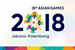 لوگوی بازیهای آسیایی جاکارتا - اندونزی