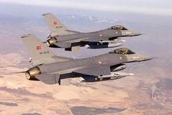 الجيش التركي يعلن مقتل 7 مسلحين أكراد بغارات جوية شمال العراق