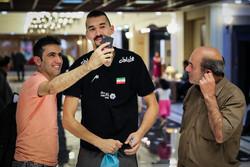 ایشیائی کھیلوں میں ایرانی کھلاڑیوں کو روانہ کرنے کی تقریب
