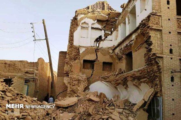 سایه ویرانی بر بافت تاریخی شهر آجری/ شکوهی تاریخی درآستانه نابودی