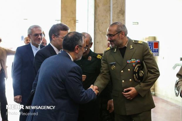 معرفی توانمندی های صنعت دفاعی به مسئولان وزارت امور خارجه