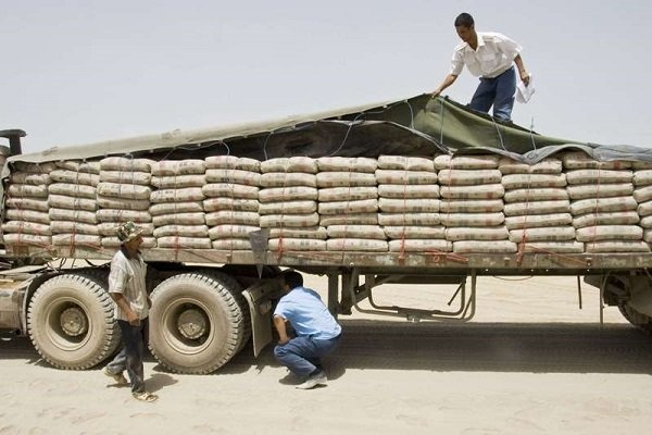 Iran's cement export hits over $159.3mn in Q1