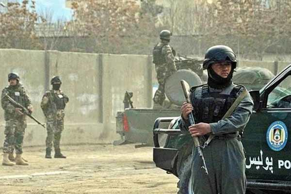 3 police officers killed in blast in south Afghanistan