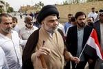 مقتدى الصدر: لن نسمح لامريكا بركوب الموج لتحويل العراق الى سوريا
