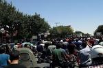 اراذل و اوباش چگونه اموال عمومی را در اصفهان تخریب کردند