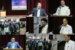 همایش ریش سفیدان و معتمدان محلی در شهرستان دیر برگزار شد