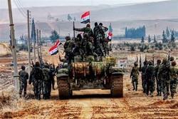 الجيش السوري يوسع عملياته بريف حماة الشمالي
