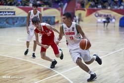 بسکتبال نوجوانان لبنان
