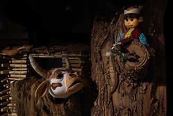 «غول بابا» در راه جشنواره نمایش عروسکی