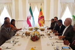 Iran, Sri Lanka discuss economic ties, regional, intl. issues
