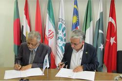 سازمان «دی ۸» با پایگاه استنادی جهان اسلام تفاهم نامه امضا کرد