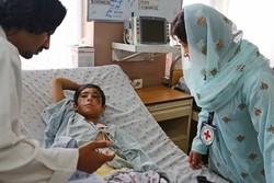 گزارش فعالیتهای کمیته بین المللی صلیب سرخ در افغانستان