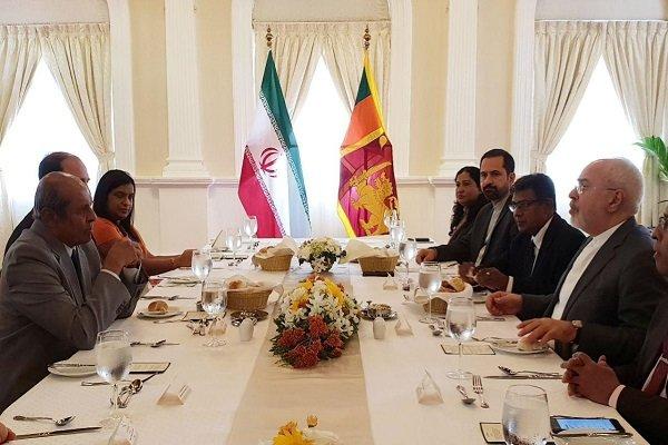 Iran, Sri Lanka discuss economic ties, regional, intl. issues