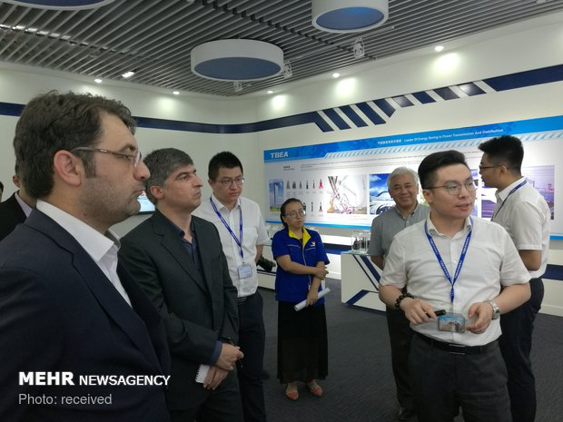 Mehr News Agency, Tehran Times' officials visiting China