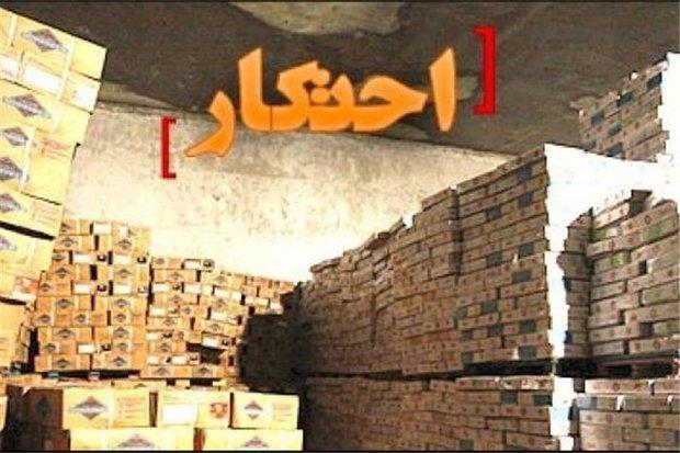 کشف ۲۴ تن برنج احتکارشده در مهران