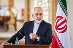 ظريف: إيران تبقي باب التفاوض مفتوحا