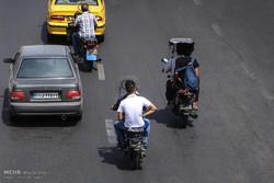 برخورد جدی پلیسی با پوشش و مخدوشی پلاک وسیله نقلیه